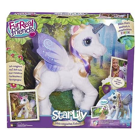 Hasbro B0450100 FurReal Friends - StarLily - Ma licorne magique