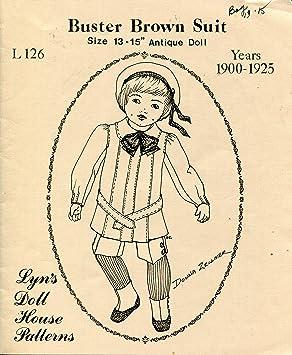 Antique Dollhouse Patterns