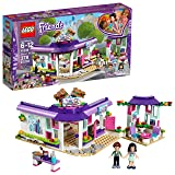 LEGO Friends Emma's Art Café 41336 Building Set (378 Piece) (Color: Multi-colored)