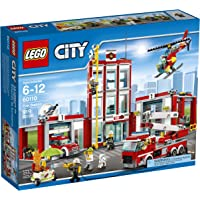 Lego City Fire Station (60110)