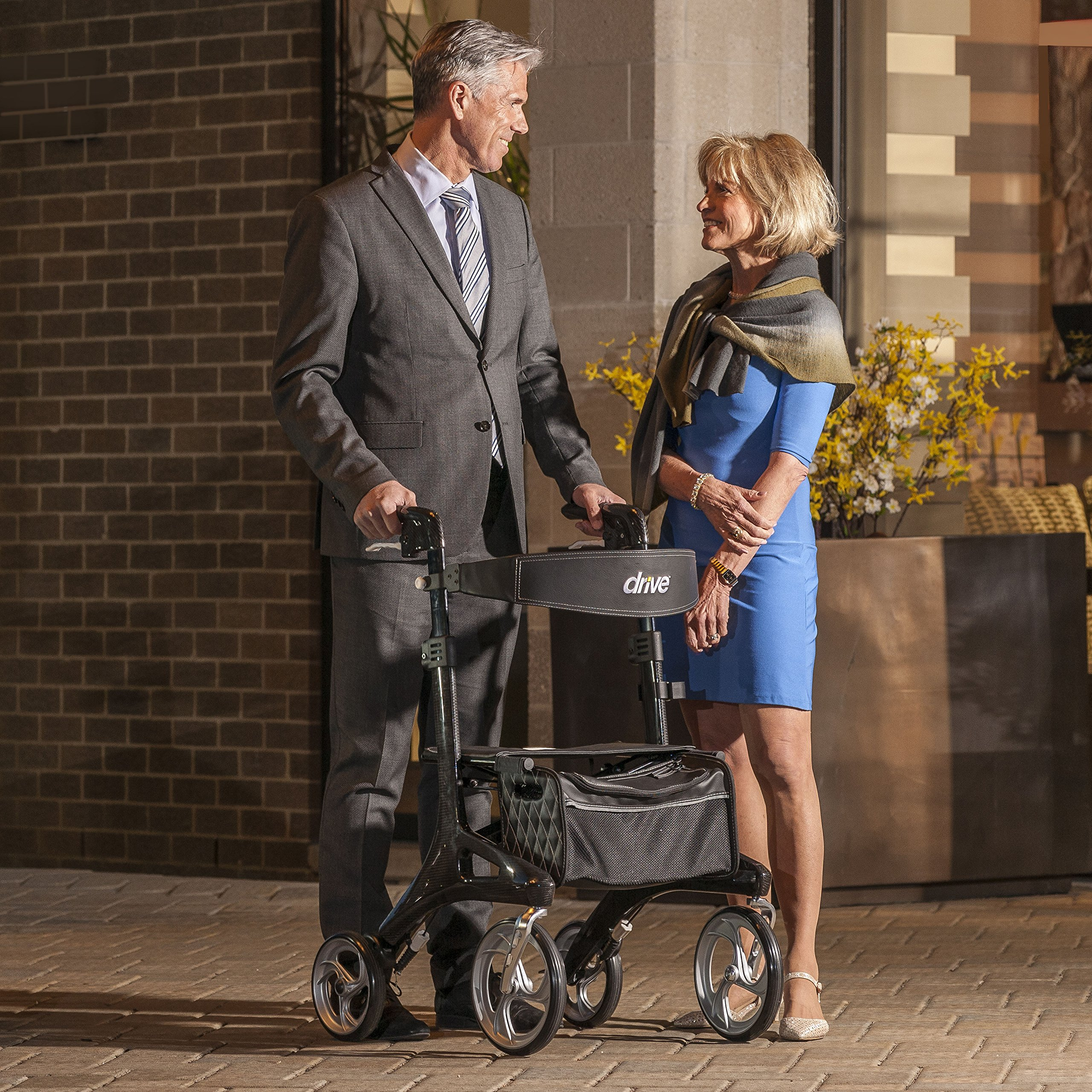 Buy Drive Medical Walker Rollator Now!