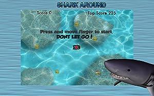 Shark Around by Multinetz