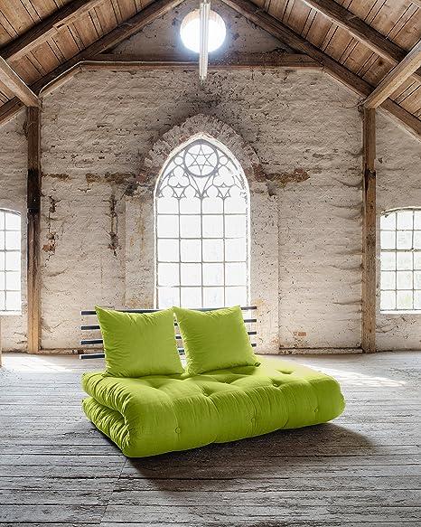 - fechatransacción tksgem KARUP, smart sofá-cama, futón