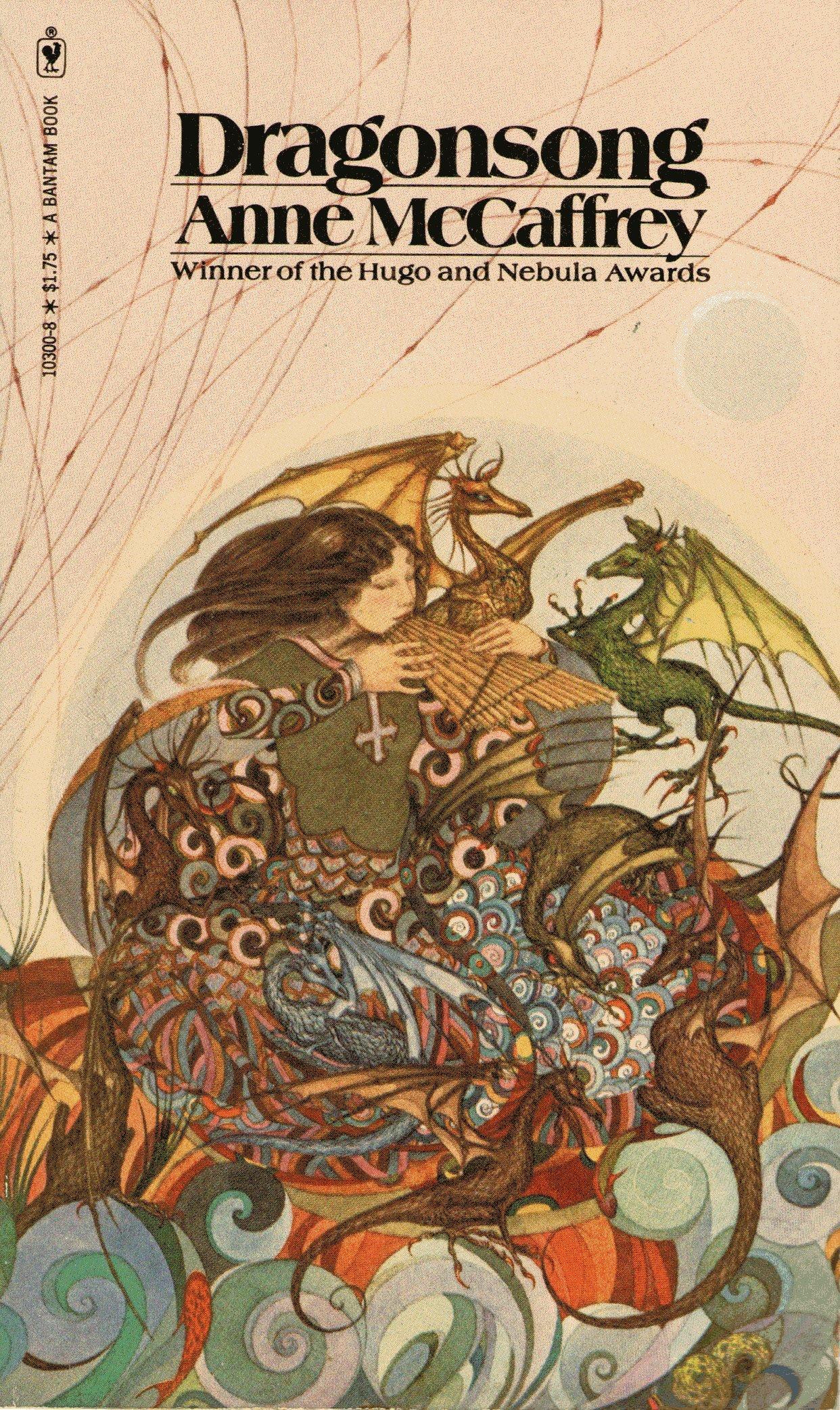 Dragonsong, Anne McCaffrey