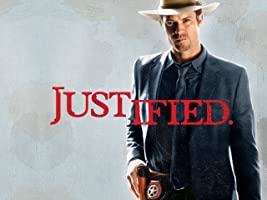"Justified Season 1 - Ep. 1 ""Pilot"""