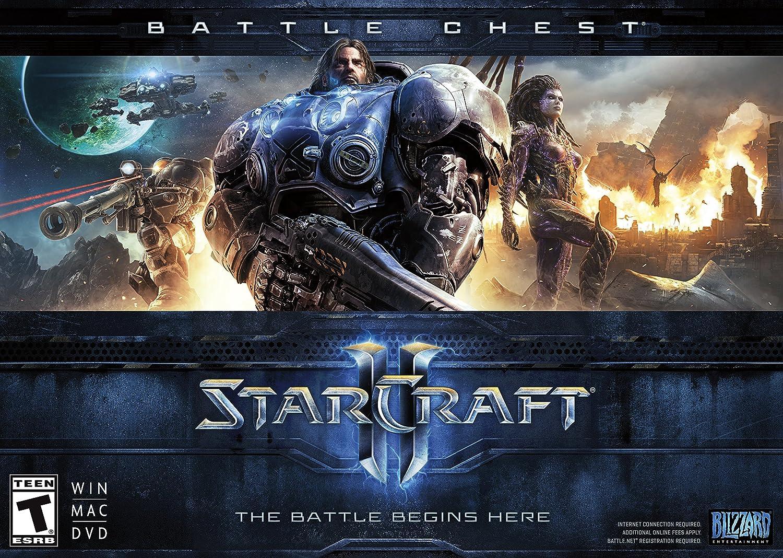 StarCraft II  Battle Chest Video Game