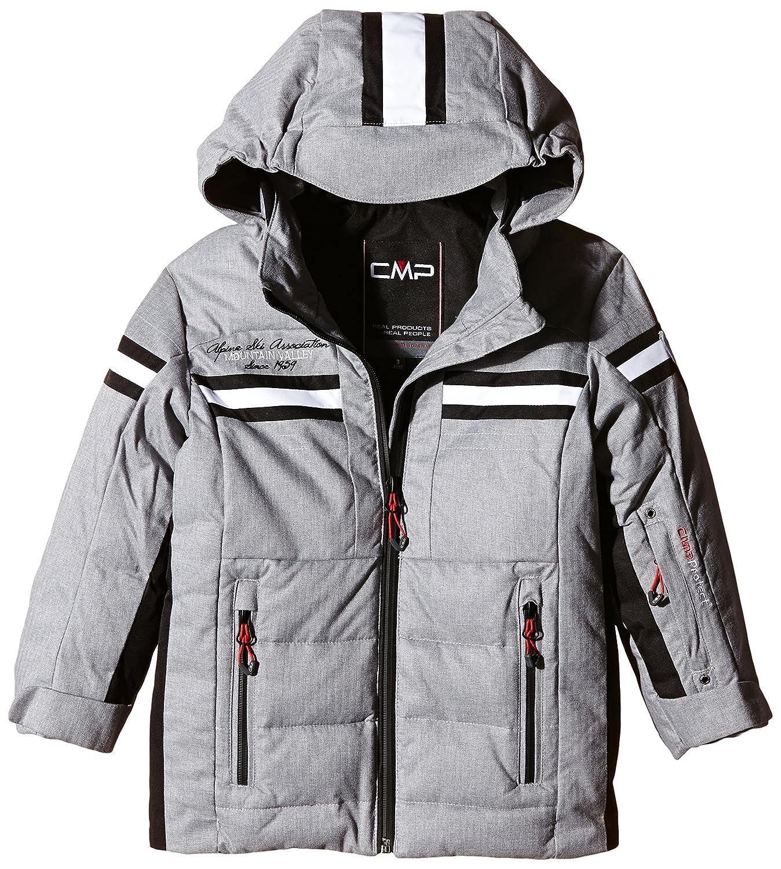 CMP Jungen Jacke Skijacke, Grey M., 98, 3W06054M kaufen