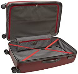 Cheap Suitcases - Roncato Luggage Suitcase Set - inside