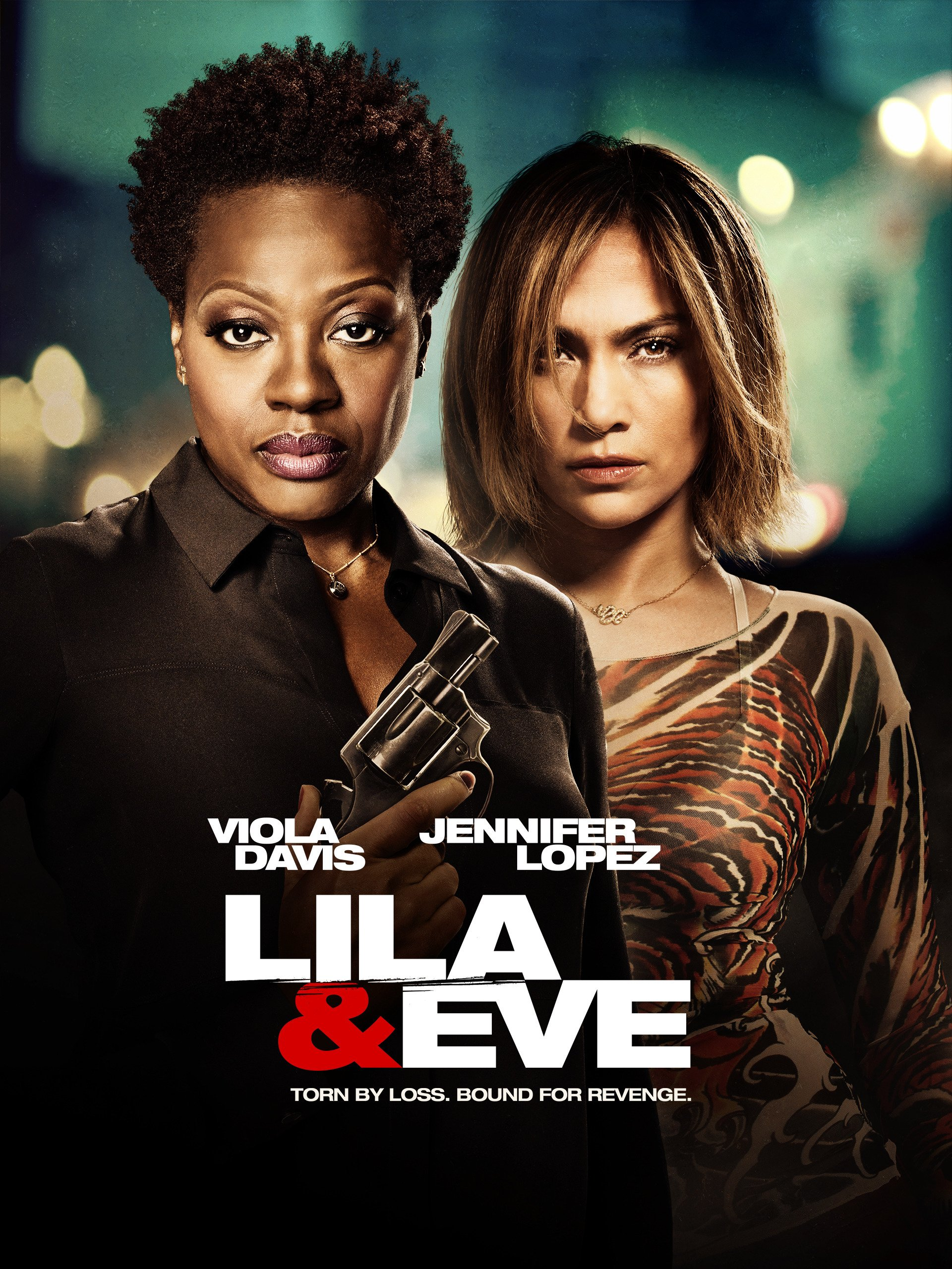 Lila and Eve on Amazon Prime Instant Video UK