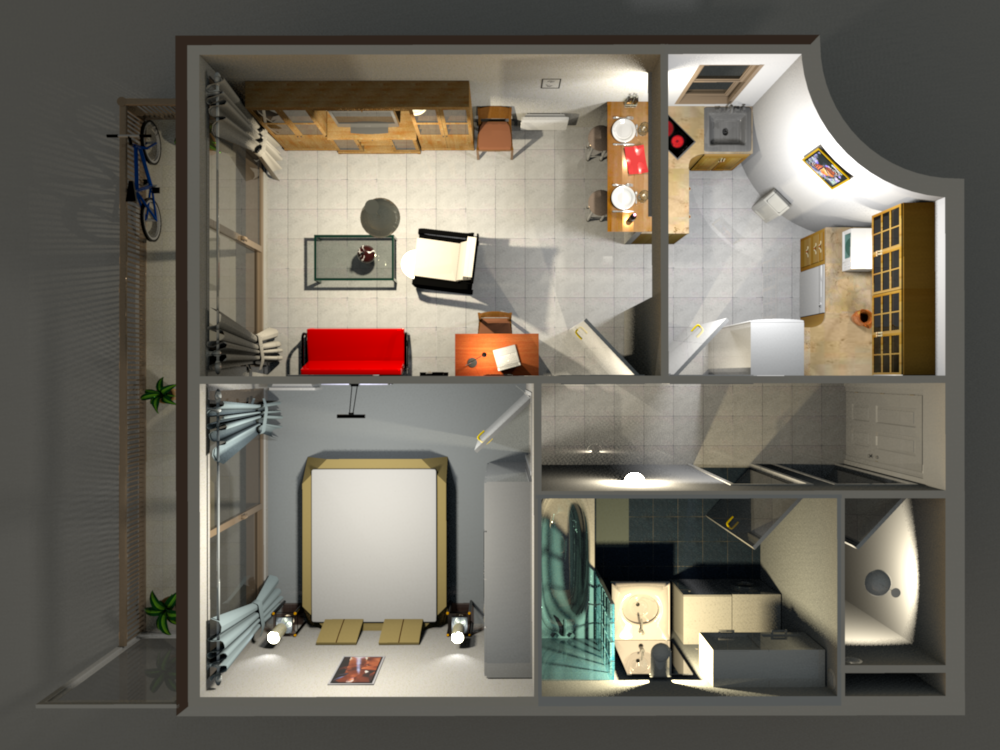 Sweet home 3d download recomended products for Sweet home 3d arredamento