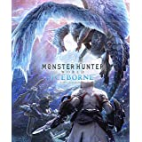 Monster Hunter World Iceborn Master Edition Collectors Package code PS4