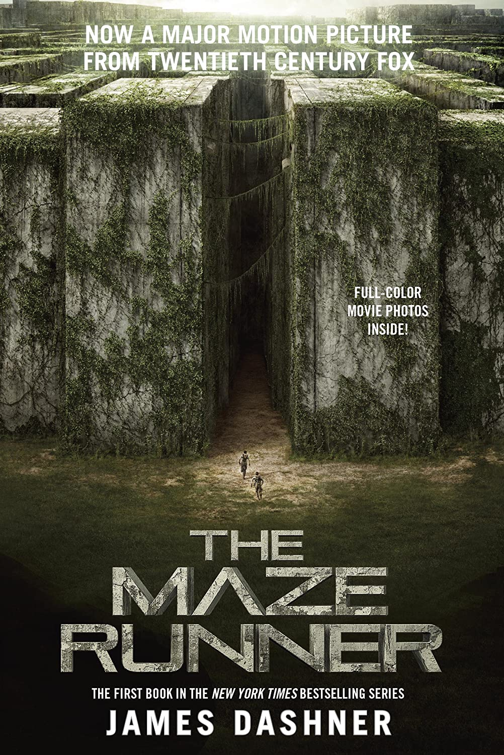 Special James Dashner MAZE RUNNER Package Giveaway and ...