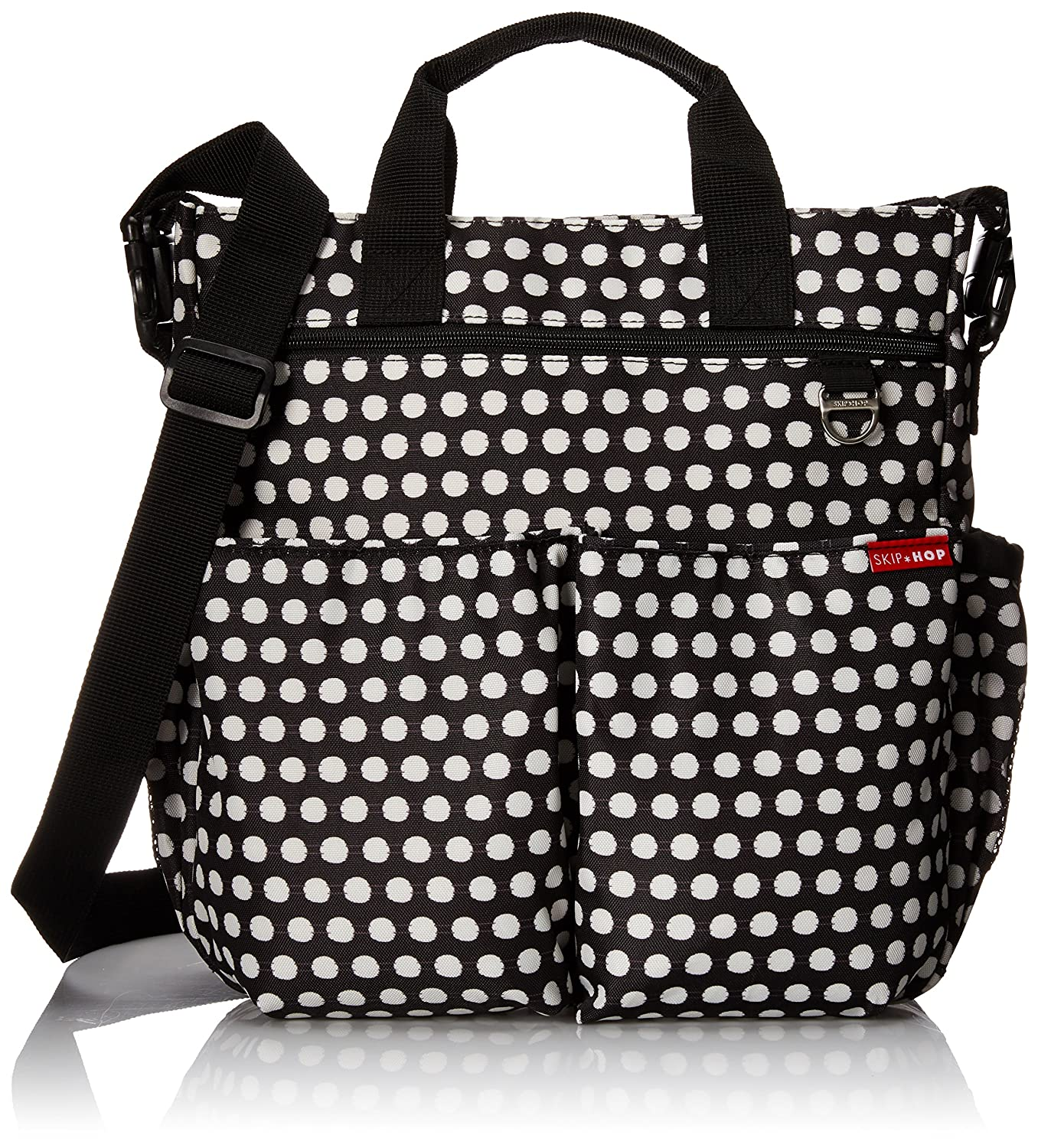 Skip Hop Duo Signature Diaper Bag, Connect Dots