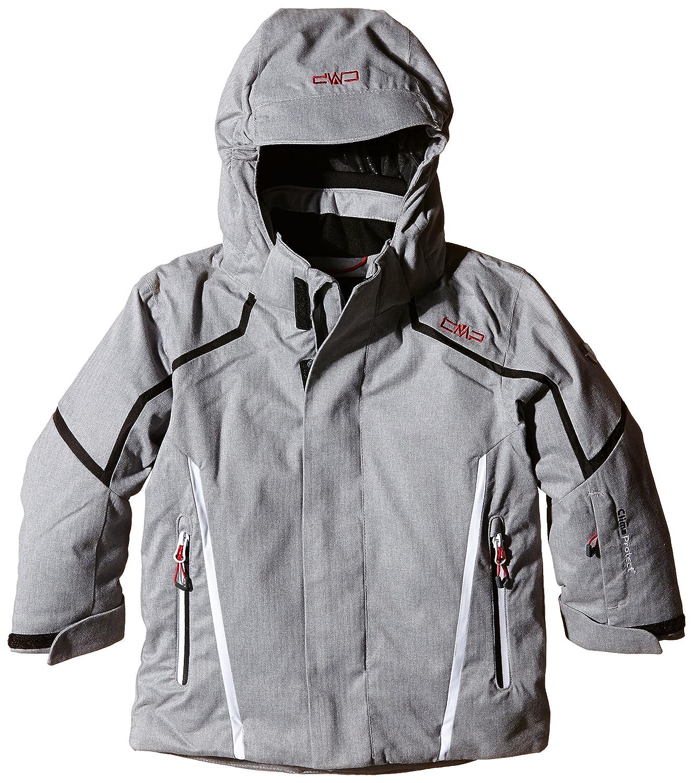 CMP Jungen Jacke Skijacke, Grey M., 98, 3W03554M bestellen
