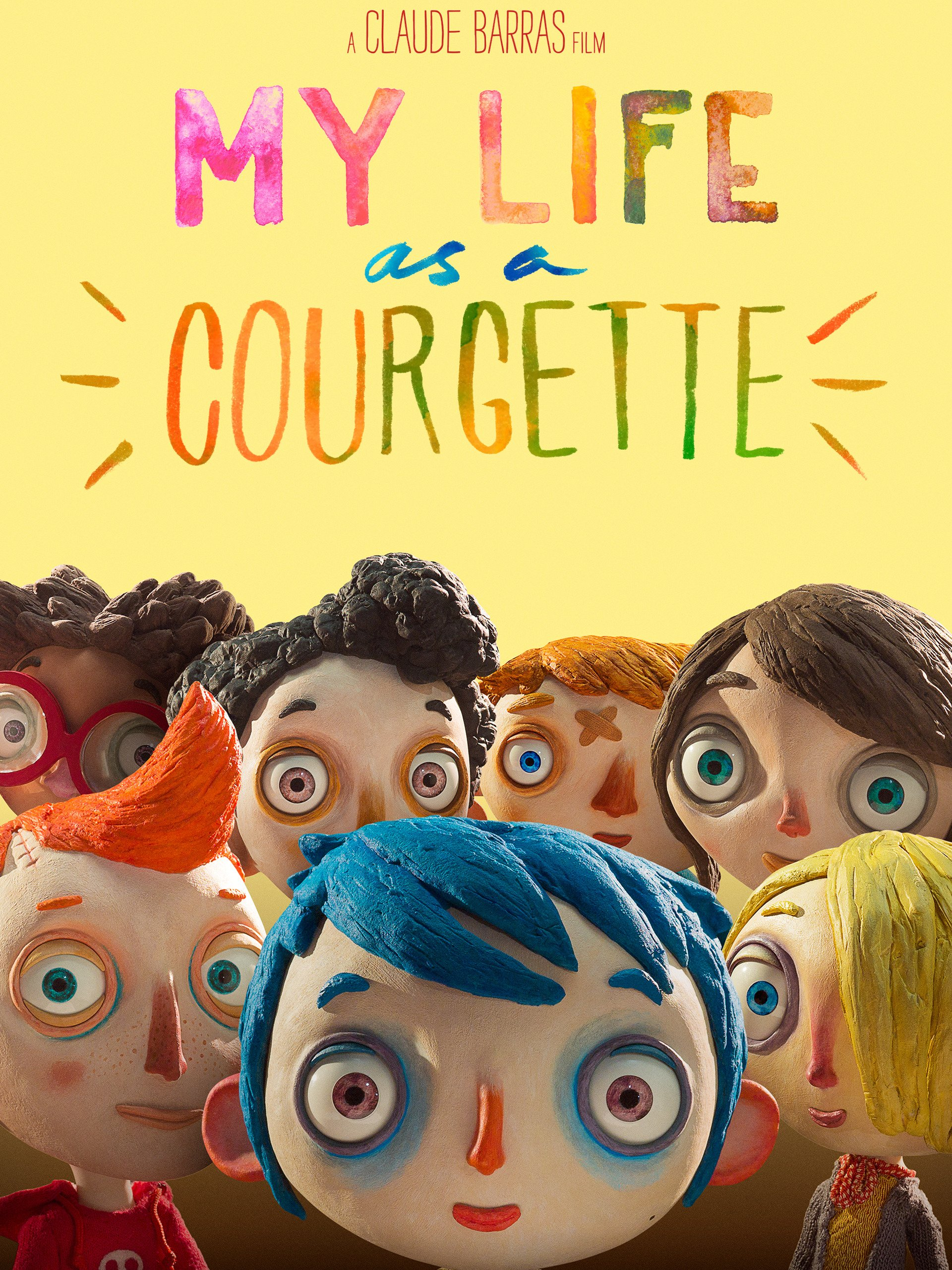 My Life As A Courgette (English Version)