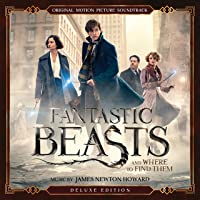Fantastic Beasts And Where To Find Them: Original Motion Picture Sdtrk