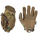Mechanix Wear - MultiCam M-Pact Tactical Gloves (XX-Large, Camouflage) (Color: MultiCam, Tamaño: XX-Large)