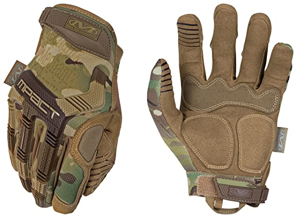 new authentic biggest discount lower price with Mechanix Wear - MultiCam M-Pact Tactical Gloves (Small ...