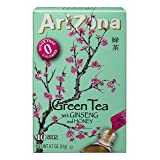Arizona Sugar-Free Green Iced Tea Stix, 0.7 Ounce (Pack of 12) (Tamaño: 0.7 Ounces)