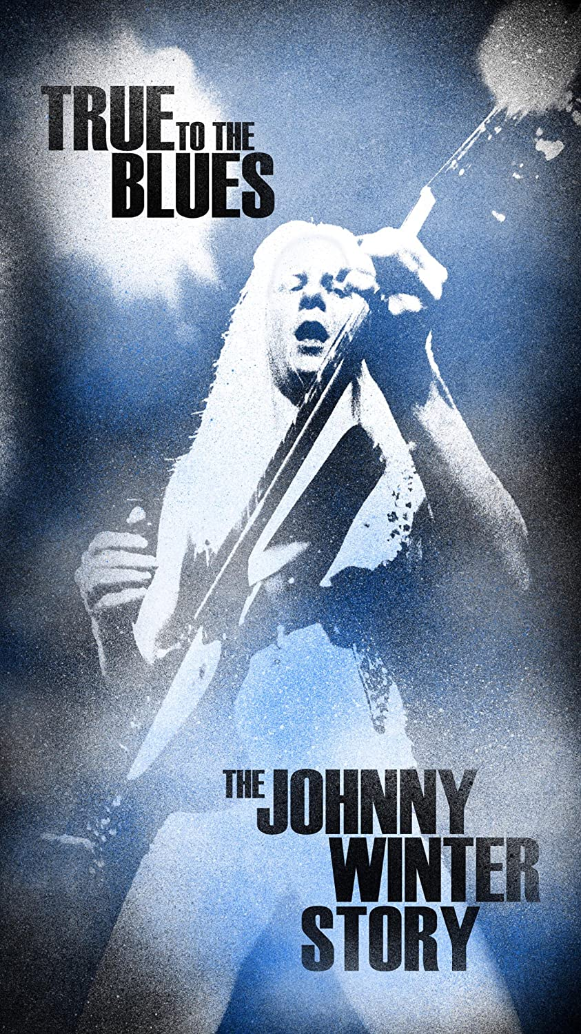 Johnny Winter - True to the Blues: the Johnny Winter Story  A1y0A50CDYL._SL1500_