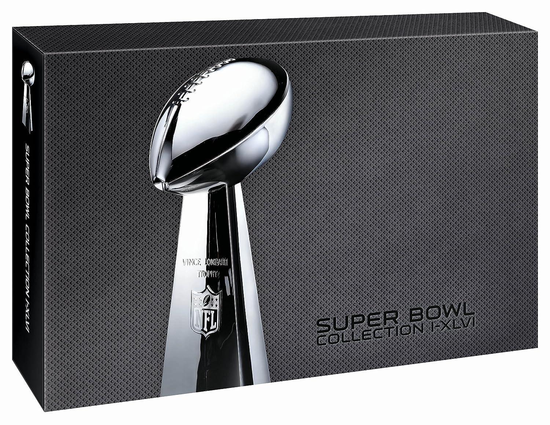 NFL Super Bowl Collection DVD I-XLVI