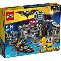 Lego 70909 Batman Batcave Break In Building Toy