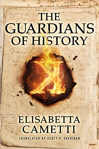 The Guardians of History (K Series Book 1) written by Elisabetta Cametti