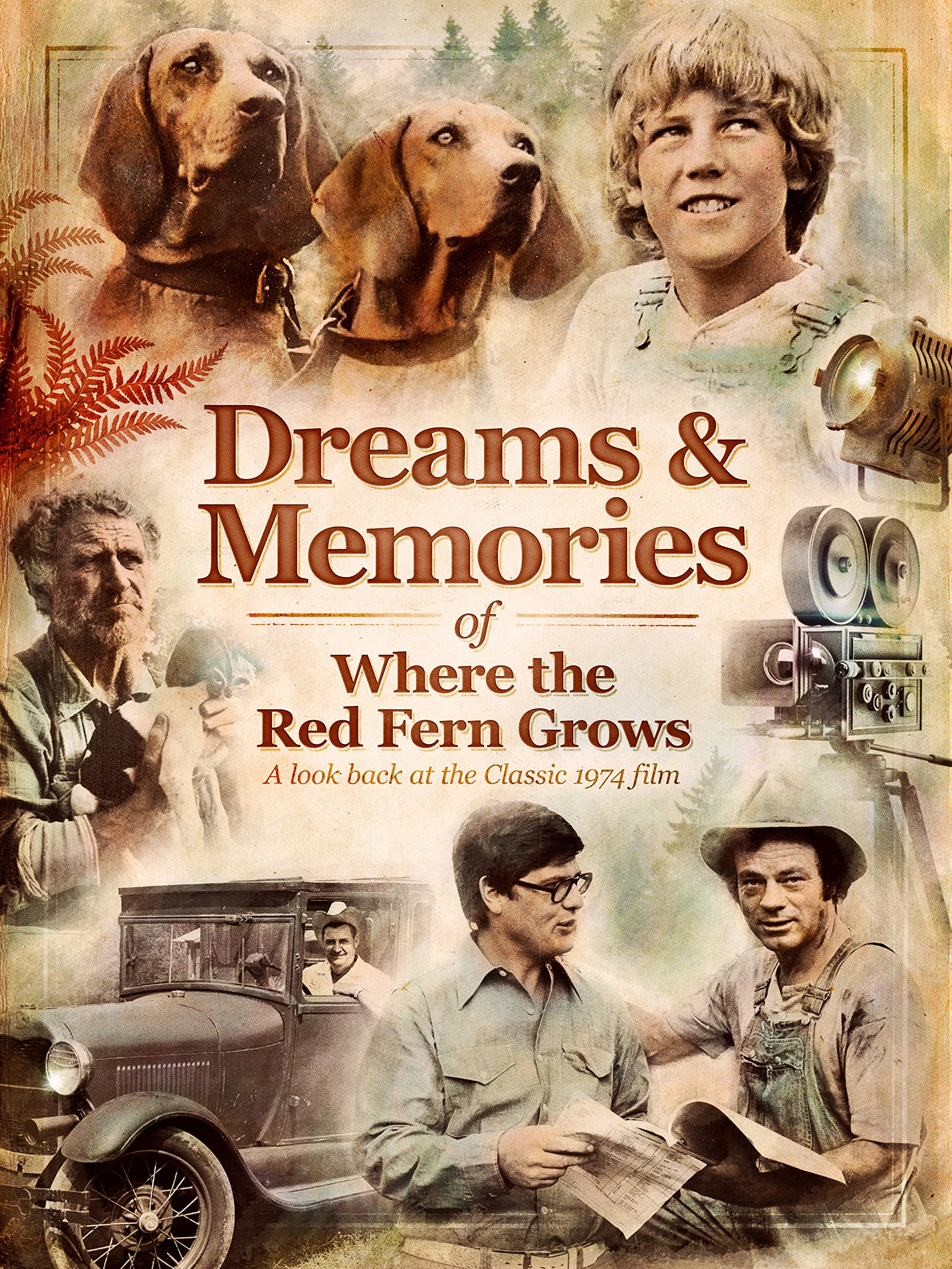 Dreams and Memories of Where the Red Fern Grows on Amazon Prime Video UK