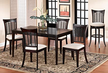 Hillsdale Bayberry Rectangular 5-Pc. Dining Set, OAK
