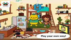 Toca Life: Town from kid's studio