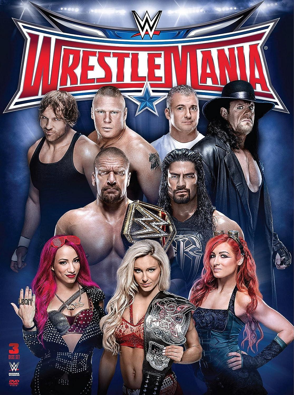 Wrestlemania date in Melbourne