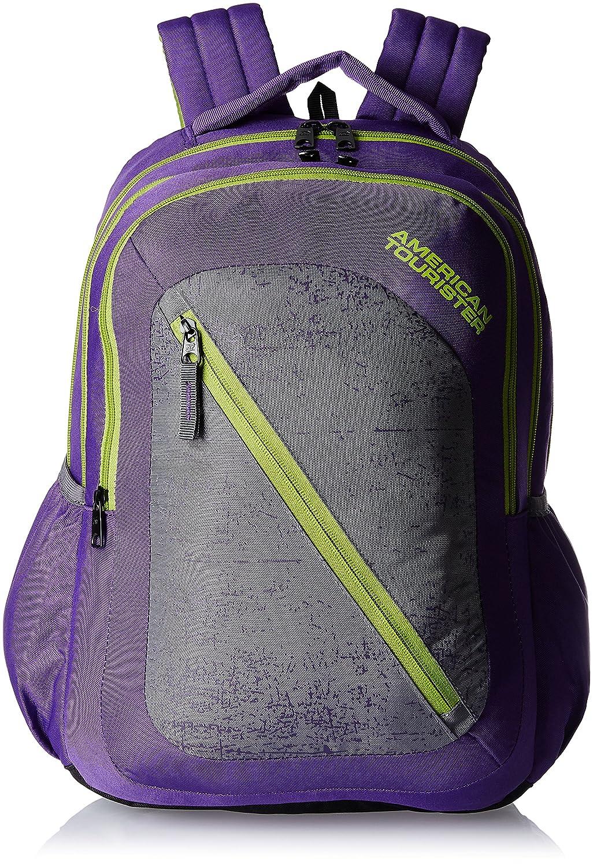 American Tourister Casper Purple Casual Backpack