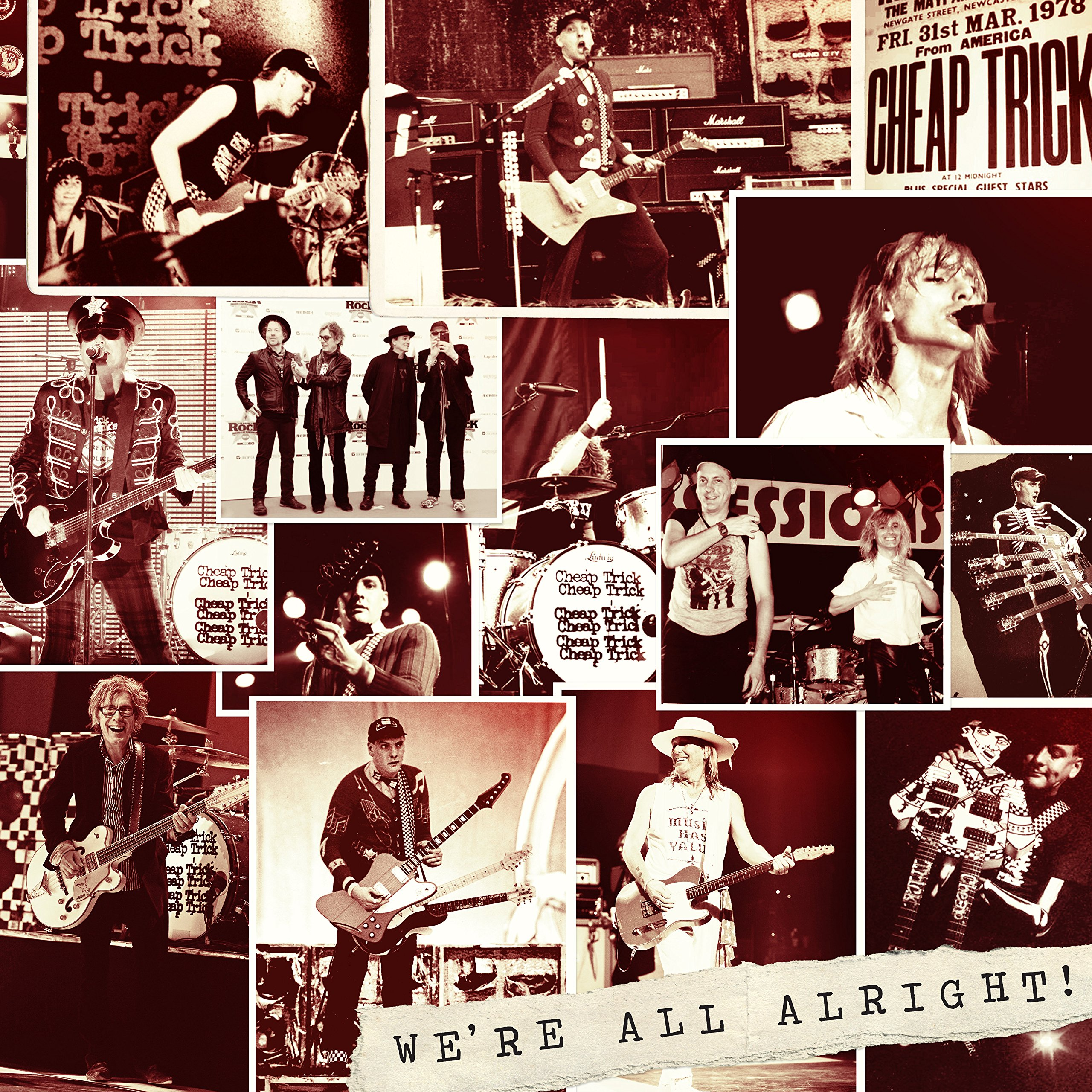 Book Cover: We're All Alright!