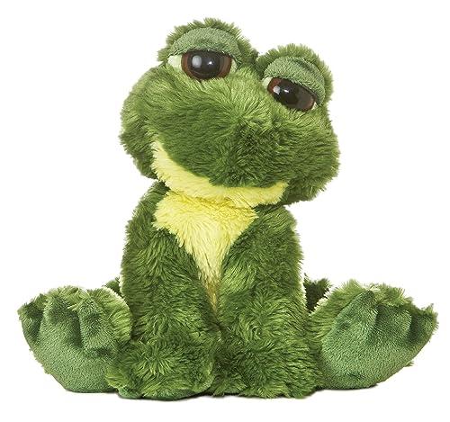 Aurora Plush Dreamy Eyes Frog