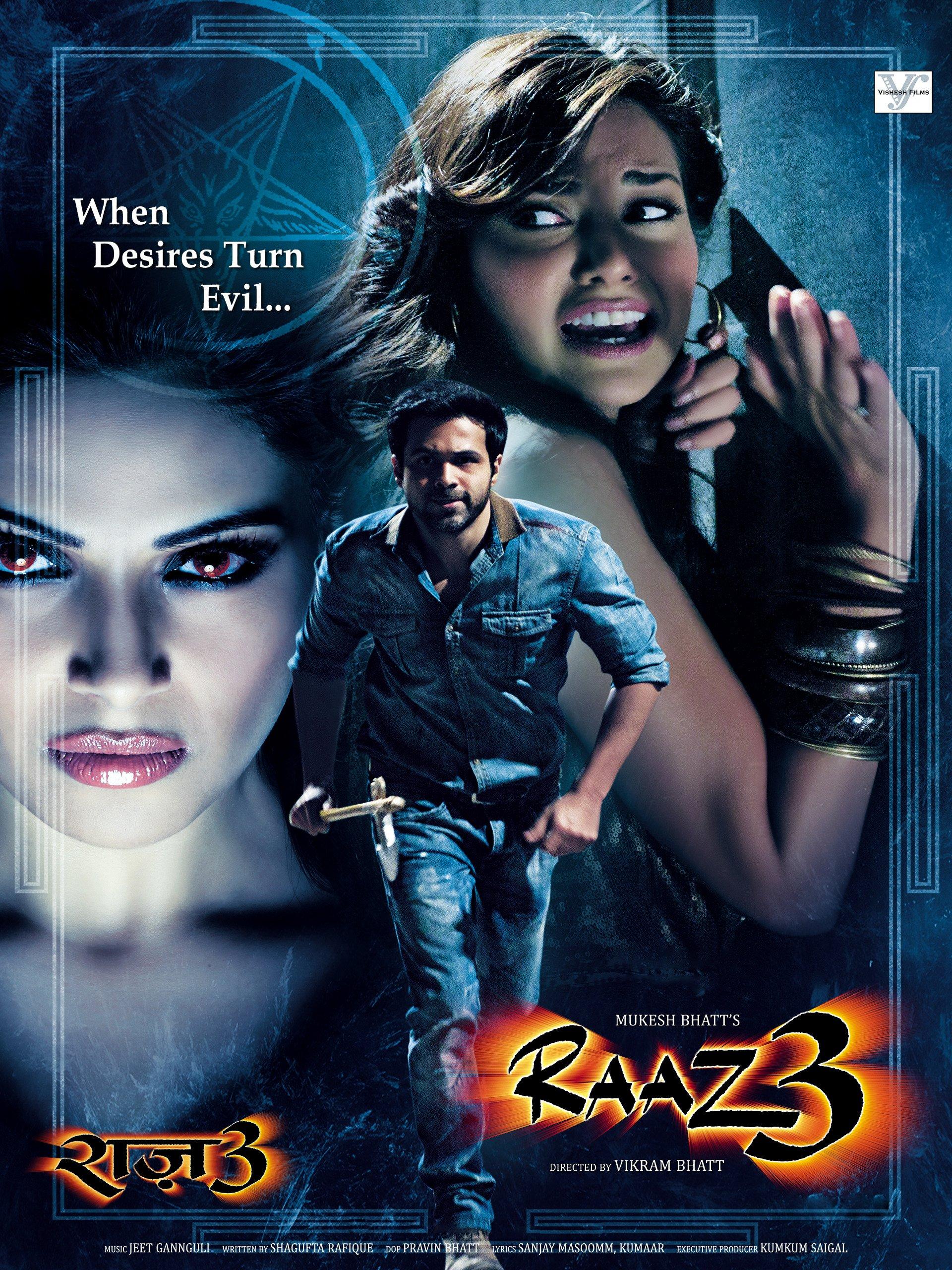 Raaz 3 on Amazon Prime Video UK
