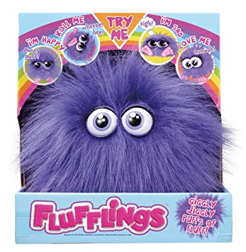 Flufflings - 28093 - Jeu Electronique - Mindy - Rose