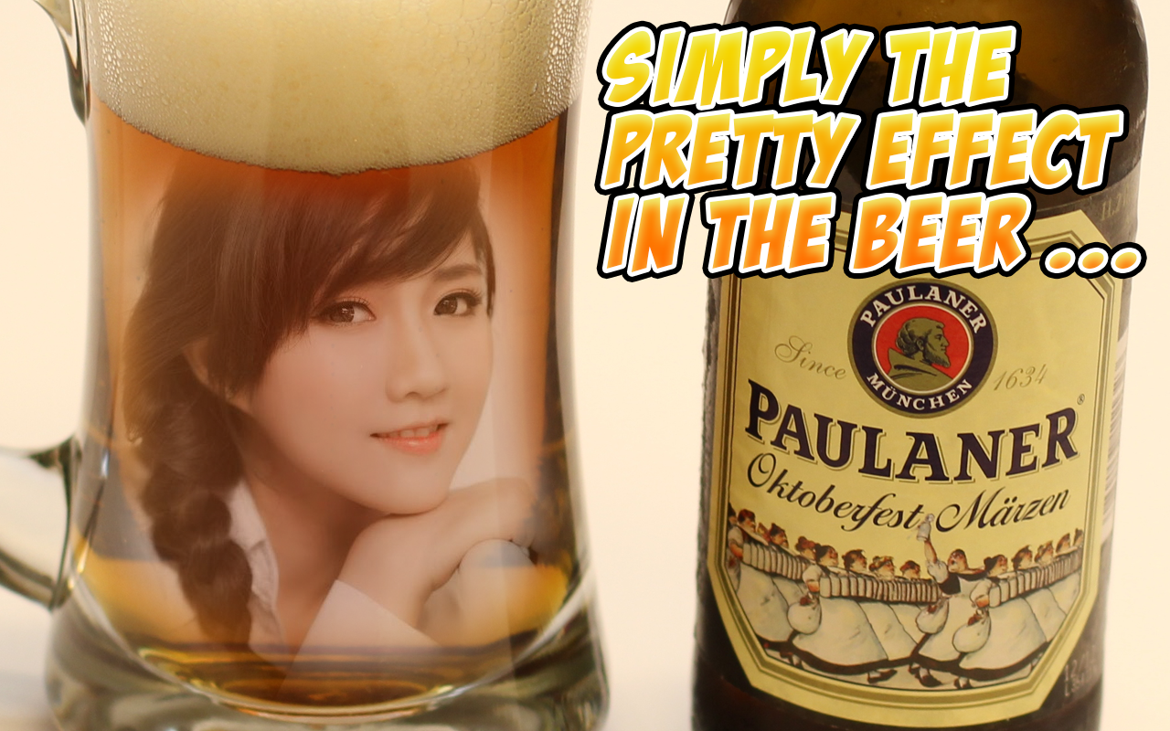 Beer bottle photo frames hd appstore for android for Beer bottle picture frame