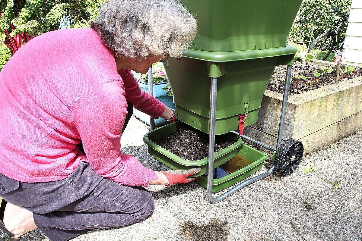 Hungry Bin Flow-Through Worm Farm