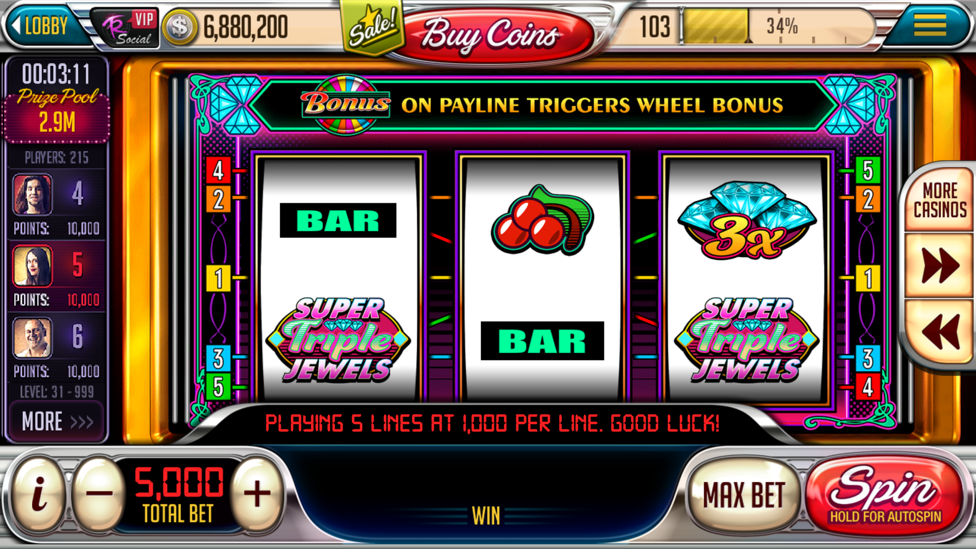 Slots - Classic Old Las Vegas Casino Slots: Appstore for Android