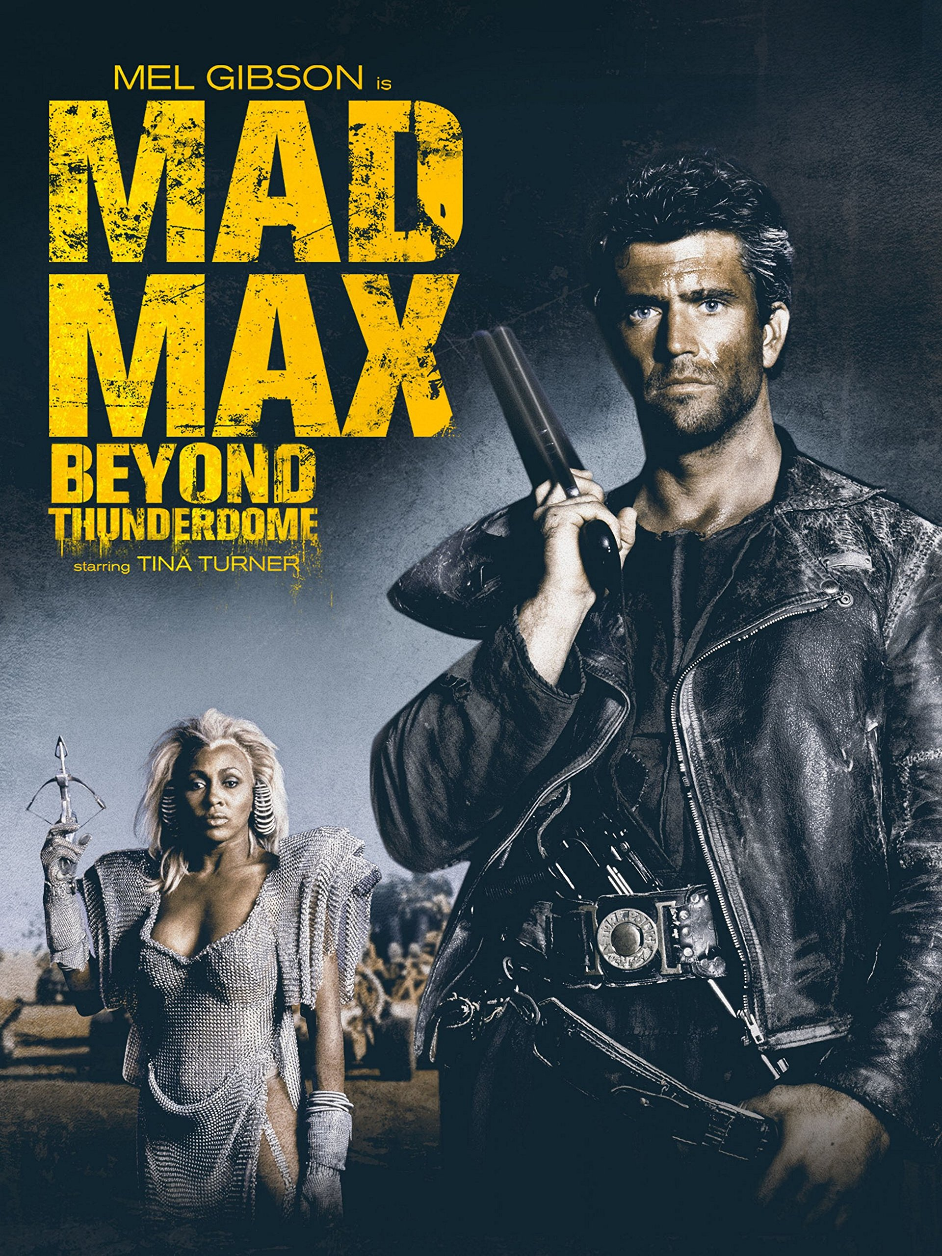 Mad Max 3 - Beyond Thunderdome on Amazon Prime Instant Video UK