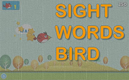 Sight Words Bird [Download]
