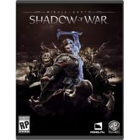 Middle-Earth: Shadow Of War Standard Edition for PC by Warner Bros. [Digital Download]