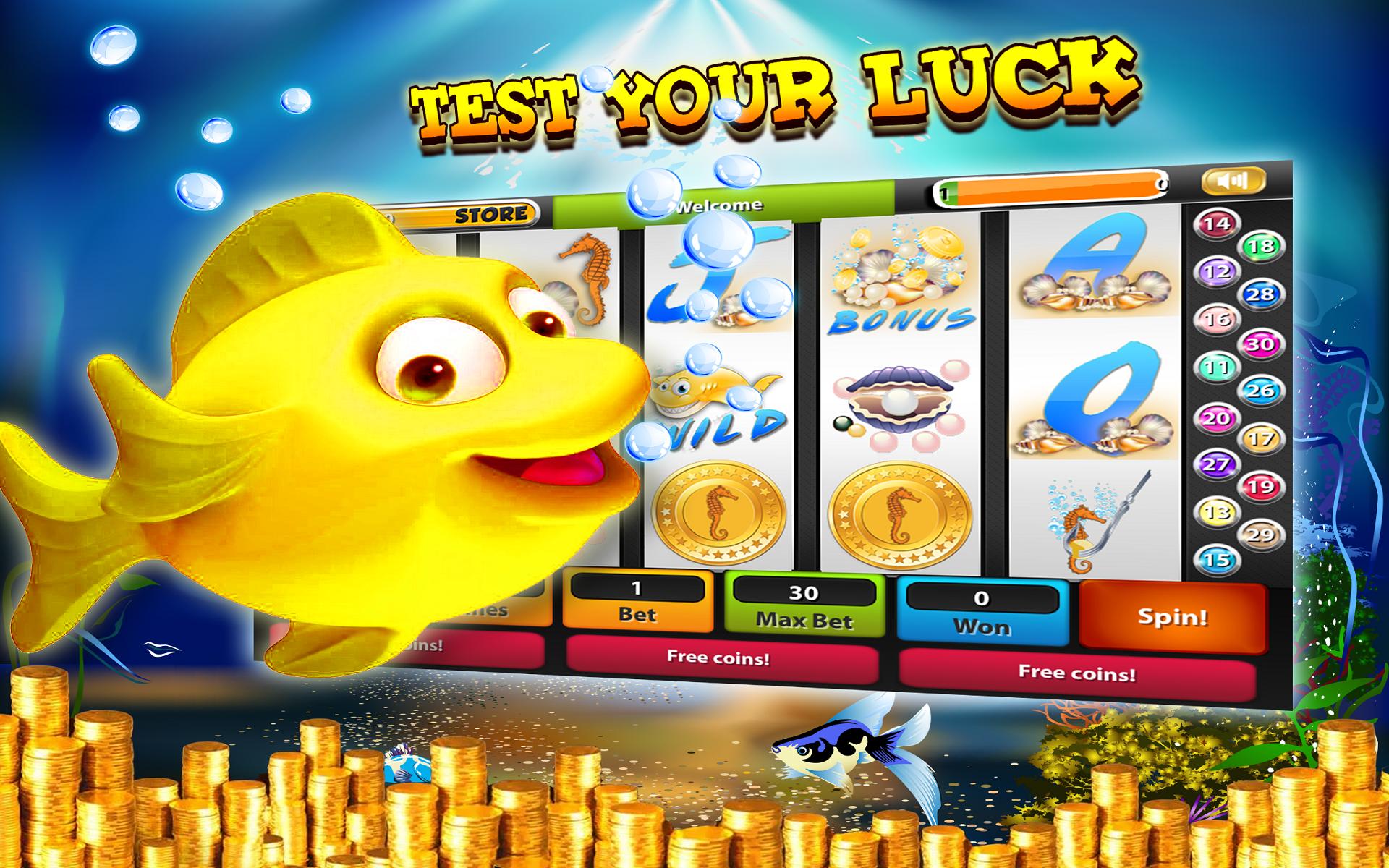 slot machines yellow version