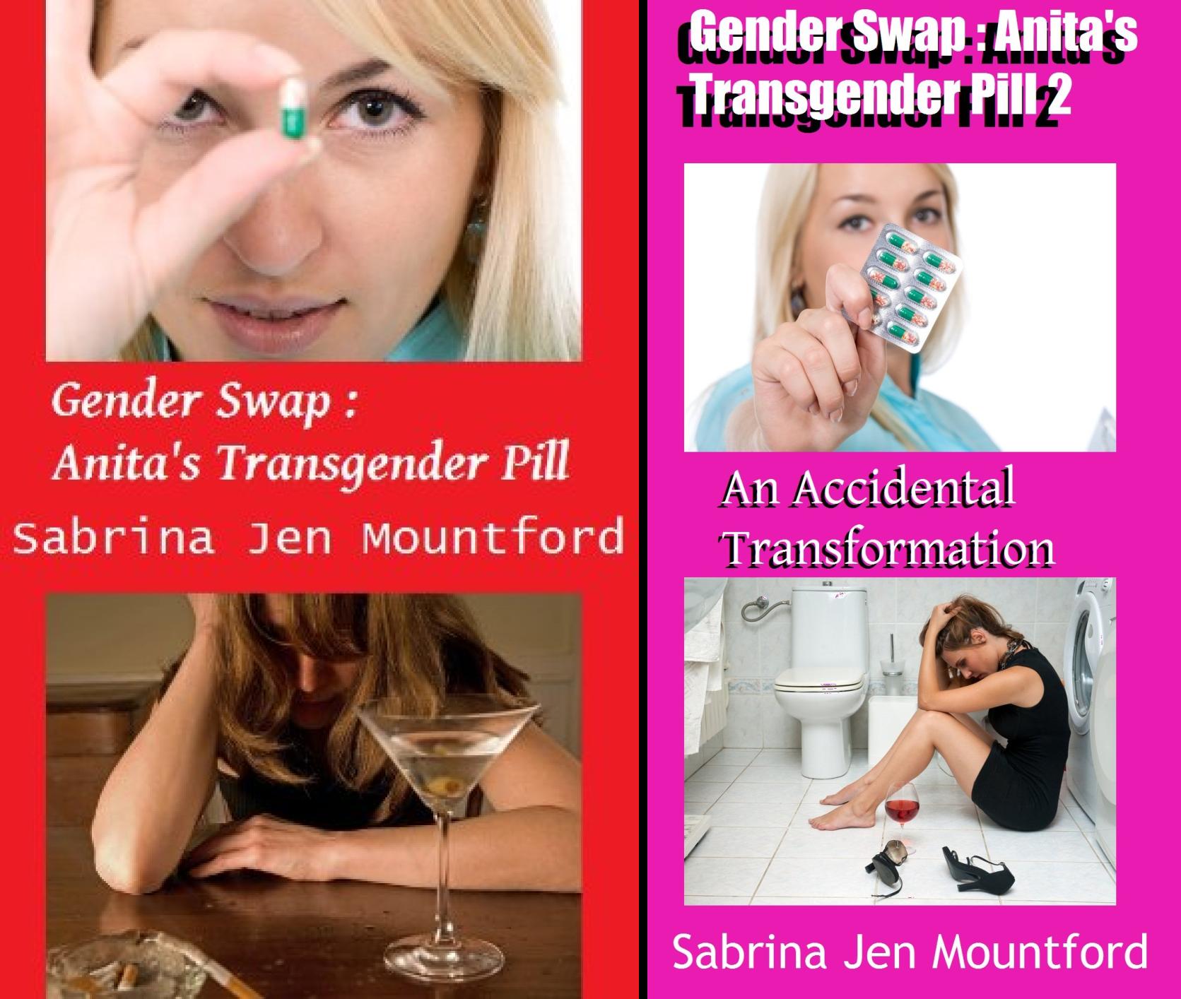 Gender Swap: Anita's Transgender Pill (2 Book Series)