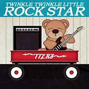 Image of Twinkle Twinkle Little Rock Star