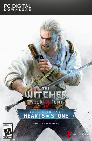 The Witcher 3: Wild Hunt - Hearts of Stone [Online Game Code]