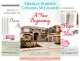 img - for Blended Blessings (3 Book Series) book / textbook / text book