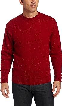 Pendleton Shetland Crew Mens Sweater