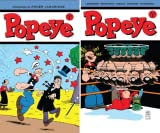 img - for Popeye (Collections) (2 Book Series) book / textbook / text book