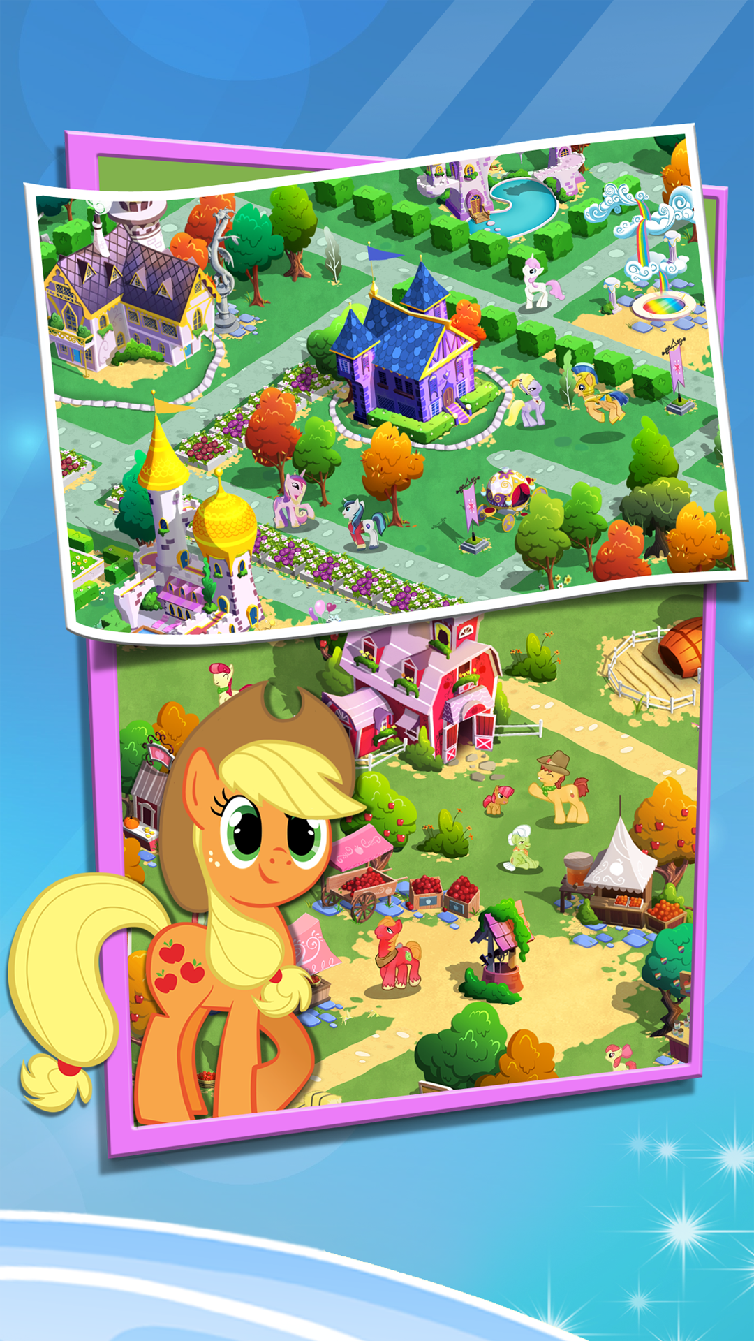 Amazon.com: MY LITTLE PONY - Friendship is Magic: Appstore ...